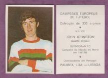 Glentoran John Johnston